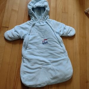 Starting out 0/6 Mo Baby Winter sleeper Unisex